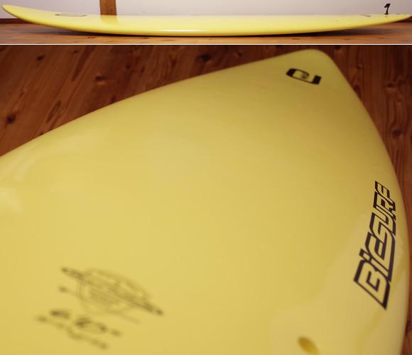 ビック サーフボード BIC SURF 中古ファンボード6`10 CTS  deck-condition No.96291518