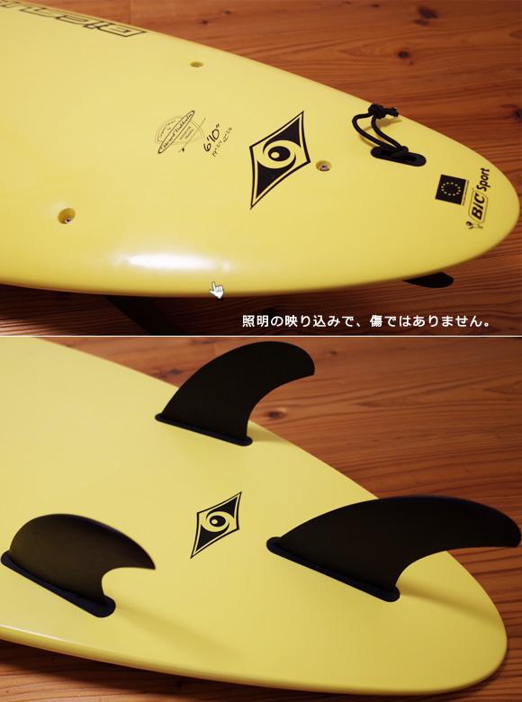 ビック サーフボード BIC SURF 中古ファンボード6`10 CTS  tail No.96291518