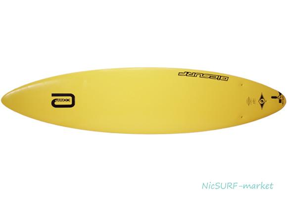 ビック サーフボード BIC SURF 中古ファンボード6`10 CTS No.96291518
