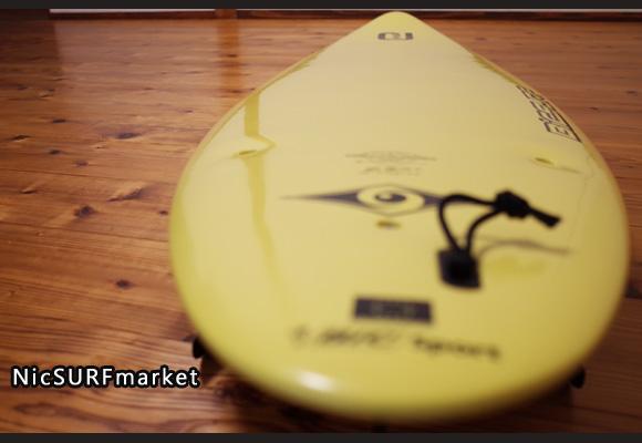 ビック サーフボード BIC SURF 中古ファンボード6`10 CTS  deck-detail No.96291518
