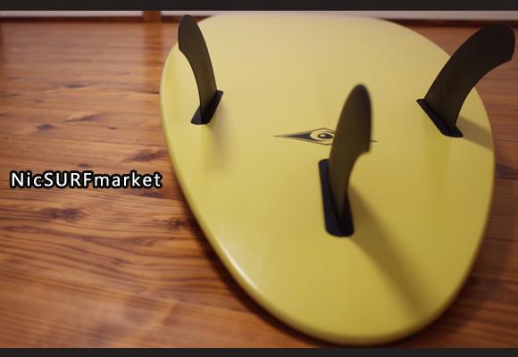ビック サーフボード BIC SURF 中古ファンボード6`10 CTS bottom-design No.96291518