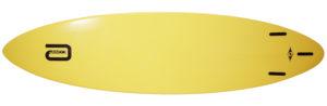 ビック サーフボード BIC SURF 中古ファンボード6`10 CTS bottom-zoom No.96291518