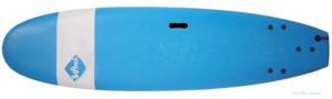 ソフテック サーフボード SOFTECH HANDSHAPED 中古ソフトボード 7`0 deck-zoom No.96291519