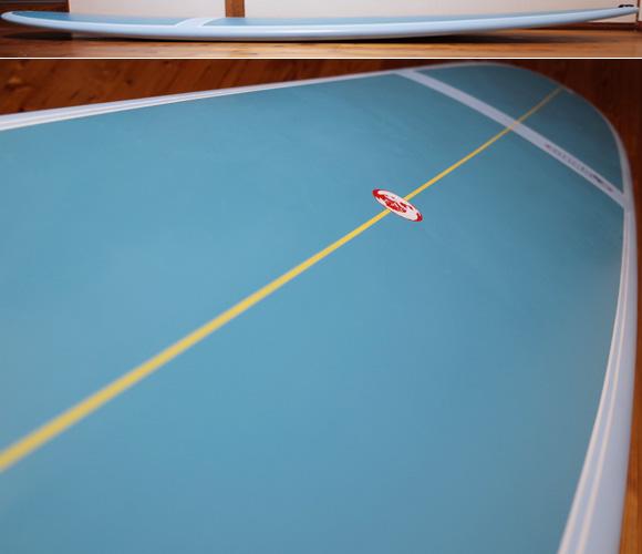 アネラサーフボード anela 中古ロングボード 9`2 EPS deck-condition No.96291520