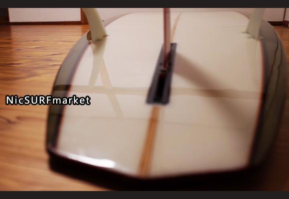 EDNA エドナサーフボード 中古ロングボード 9`1 bottom-design No.96291521