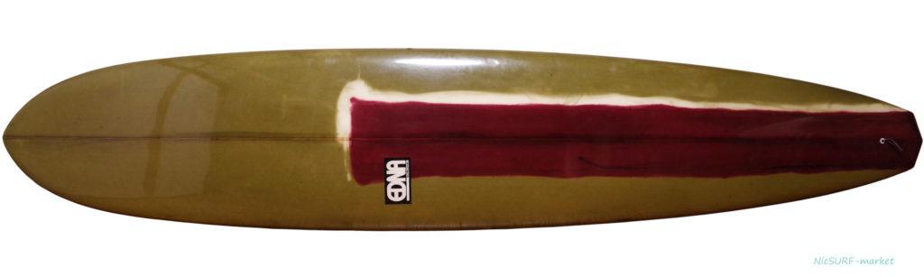 EDNA エドナサーフボード 中古ロングボード 9`1 deck-zoom No.96291521