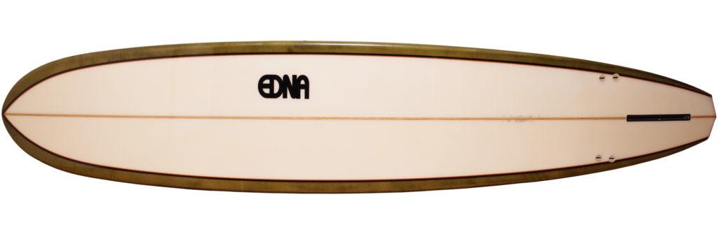 EDNA エドナサーフボード 中古ロングボード 9`1 bottom-zoom No.96291521