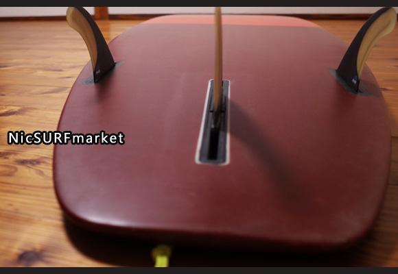 RMDサーフボード 中古ミニロング 7`4 bottom-design No.96291523