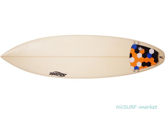 Shootzサーフボード 中古ショートボード 6`4 FIRST 初心者 No.96291526