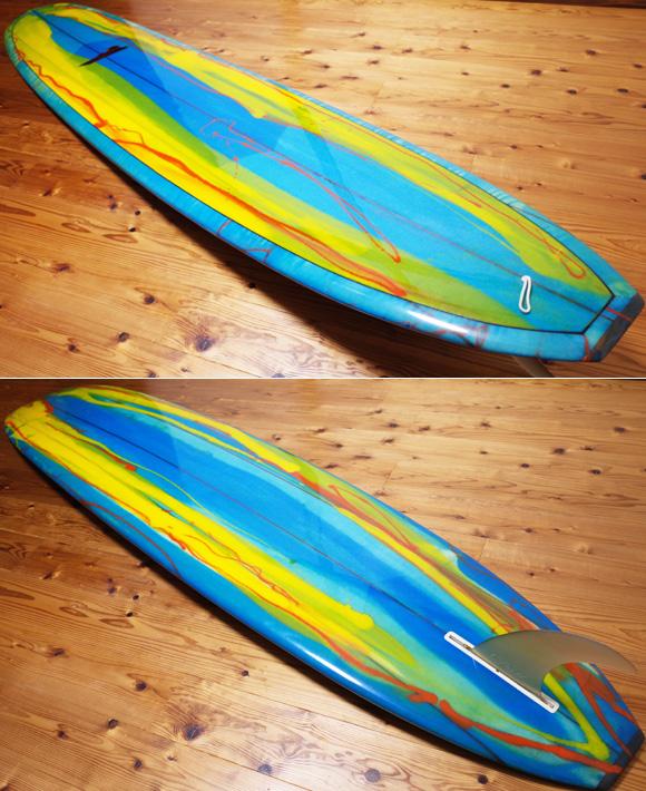 Wegener ウェグナーサーフボード 中古ロングボード 9`4 deck/detail No.96291529