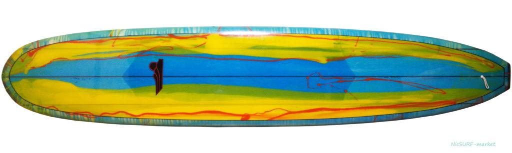 Wegener ウェグナーサーフボード 中古ロングボード 9`4 deck-zoom No.96291529