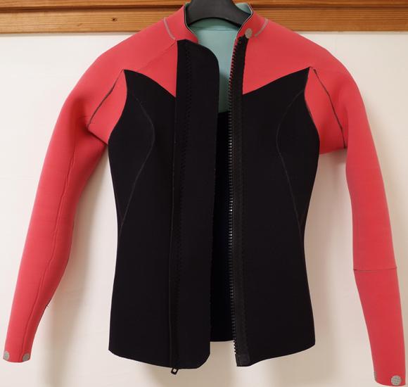 MAXIM マキシムウェットスーツ 中古ジャケット/タッパー THE ORIGINAL MOREMOST inner-condition No.96291530