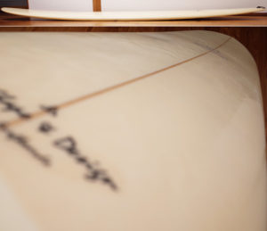 ASD (Abe Shape & Design) 中古ロングボード 9`1 ASYURA deck-condition No.96291531