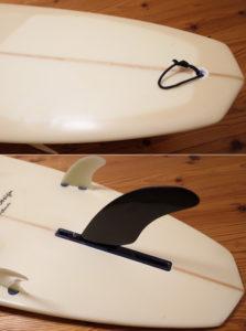 ASD (Abe Shape & Design) 中古ロングボード 9`1 ASYURA tail No.96291531