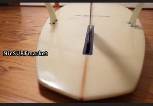 ASD (Abe Shape & Design) 中古ロングボード 9`1 ASYURA bottom-design No.96291531