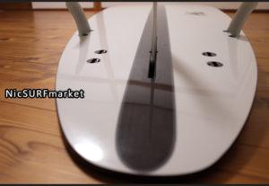 JBC / Jeff Bushman Concept 中古ロングボード 9`0 bottom-design No.96291532