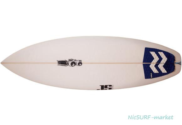 JS サーフボード107 中古ショートボード 5`4 No.96291533
