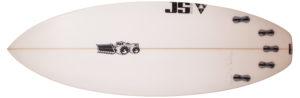 JS サーフボード107 中古ショートボード 5`4 bottom-zoom No.96291533
