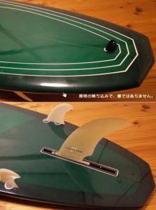 SCHAPER サーフボード 中古ロングボード 9`3 オールラウンド tail No.96291536
