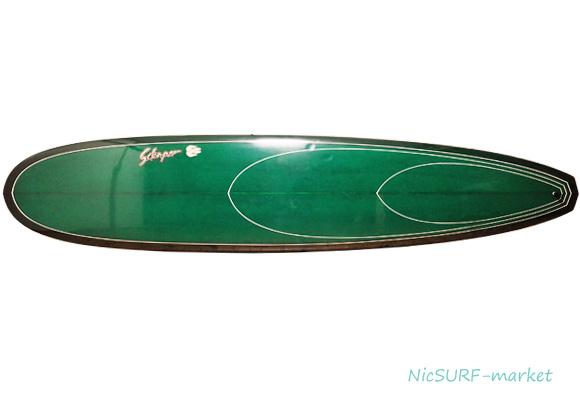 SCHAPER サーフボード 中古ロングボード 9`3 オールラウンド No.96291536
