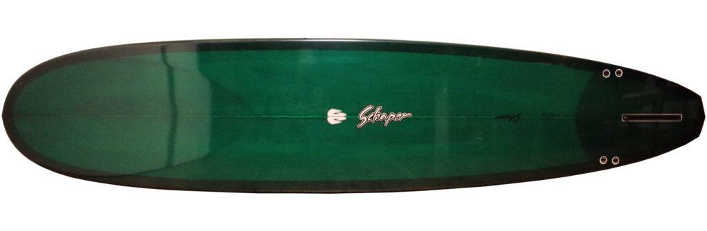SCHAPER サーフボード 中古ロングボード 9`3 オールラウンド bottom-zoom No.96291536