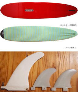 Flight Decks 中古ロングボード 9`0 Shaped by MASAHIKO ITO ニットケース/フィン No.96291537