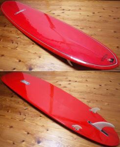 Flight Decks 中古ロングボード 9`0 Shaped by MASAHIKO ITO deck/bottom No.96291537