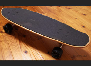 Woody Press 中古スケートボード bamboo28 CARVING MODEL deck-condition No.96291559