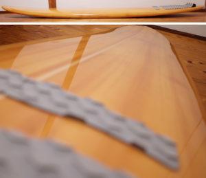 Yesサーフボード 中古ファンボード 7`2 deck-condition No.96291560