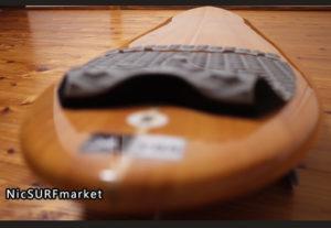 Yesサーフボード 中古ファンボード 7`2 yasuhiro suzuki deck-detail No.96291560