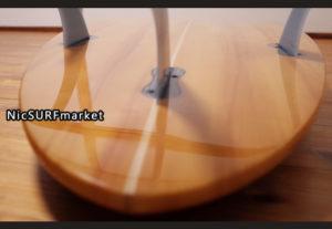 Yesサーフボード 中古ファンボード 7`2 yasuhiro suzuki bottom-design No.96291560