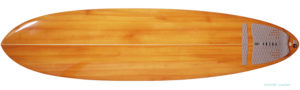 Yesサーフボード 中古ファンボード 7`2 deck-zoom No.96291560