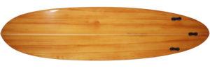 Yesサーフボード 中古ファンボード 7`2 bottom-zoom No.96291560