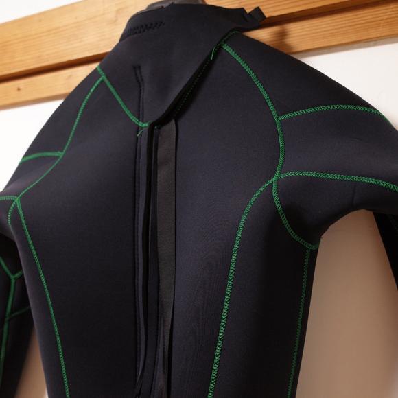 SAVER CROSS セイバークロス ウェットスーツ 中古 3/2mm フルスーツ メンズ back-top-condition No.96291561