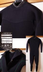 SAVER CROSS セイバークロス ウェットスーツ 中古 3/2mm フルスーツ メンズ inner-condition No.96291561