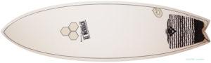 アルメリック torq PODMOD X-LITE 5`10 中古ショートボード EPS deck-zoom No.96291562
