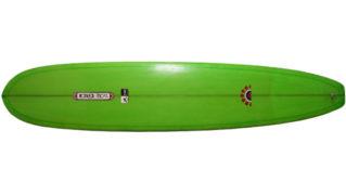 PIONEER MOSS モスサーフボード 中古ロングボード 9`0 Yasシェイプ No.96291563