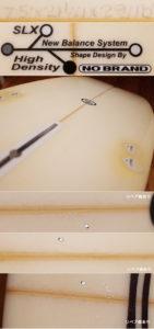 NO BRAND ノーブランド 中古ファンボード 7`5 EPS condition1 No.96291564