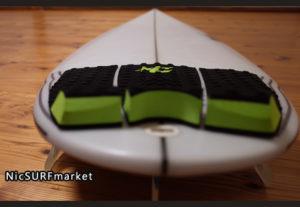 DHD 中古ショートボード SKELETON KEY 5`10 deck-detail No.96291568