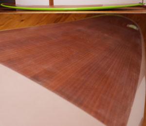 STARBOARTD 中古ロングボード 9`3 deck-condition No.96291569