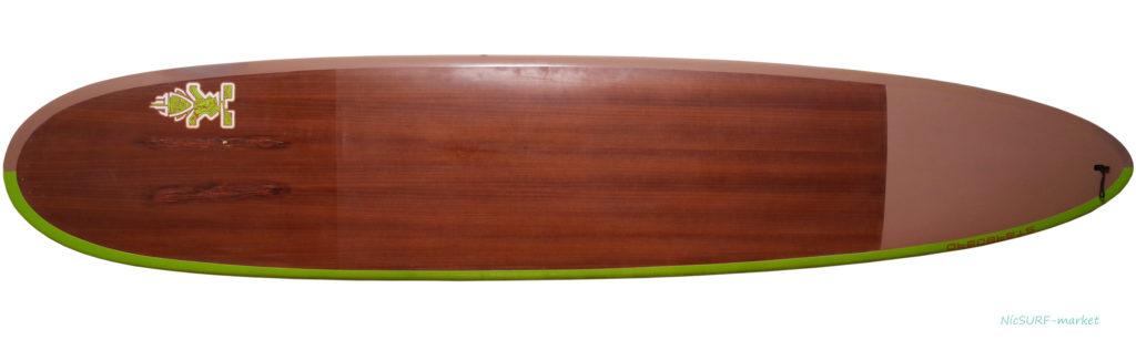 STARBOARTD 中古ロングボード 9`3 deck-zoom No.96291569