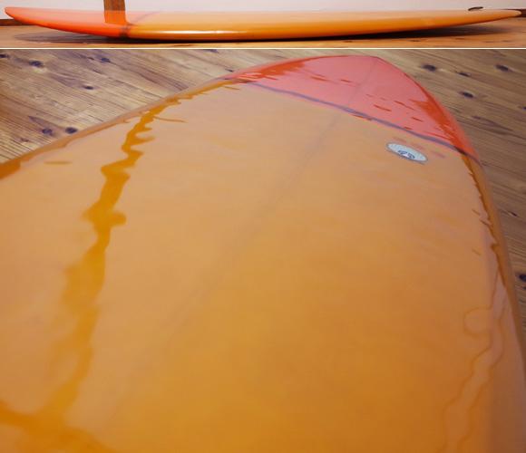 マイケルミラーサーフボード explorer egg 6`6 中古ファンボード deck-condition No.96291570
