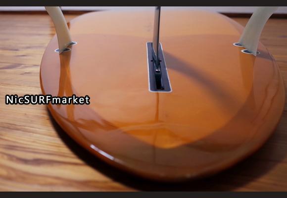 マイケルミラーサーフボード explorer egg 6`6 中古ファンボード bottom-design No.96291570