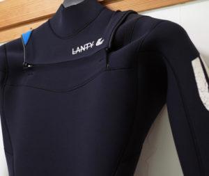LANTY ランティーウエットスーツ 中古 3/2mmフルスーツ メンズ front-upper No.96291572
