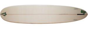 ジャスティスサーフボード 中古ロングボード 9`2 Classic Edition bottom-zoom No.96291573