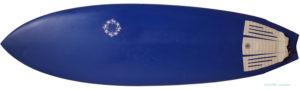 303サーフボード 中古ショートボード 6`2 / 2inOne deck-zoom No.96291574