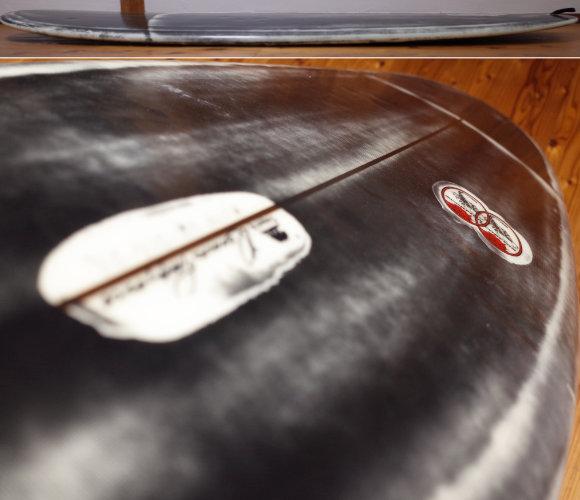 ドナルドタカヤマ限定モデル Black Jean-ius SCORPION2 中古ファンボード 6`2 deck-condition No.96291575