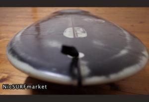 ドナルドタカヤマ限定モデル Black Jean-ius SCORPION2 中古ファンボード 6`2 deck-detail No.96291575