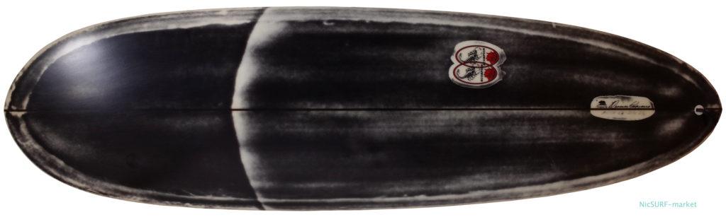 ドナルドタカヤマ限定モデル Black Jean-ius SCORPION2 中古ファンボード 6`2 deck-zoom No.96291575