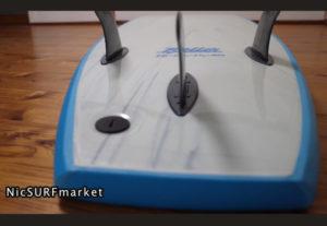 ソフテックサーフボード SOFTECH ROLLER 中古ソフトボード 7`0 bottom-design No.96291576
